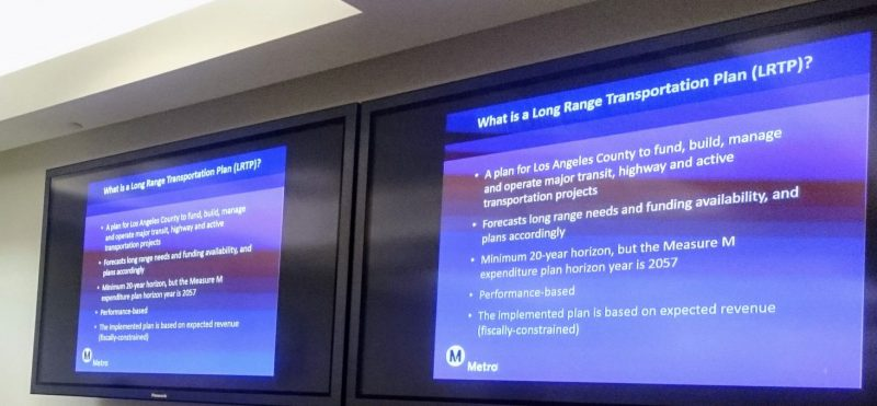 Recap – Metro Policy Advisory Council Meeting