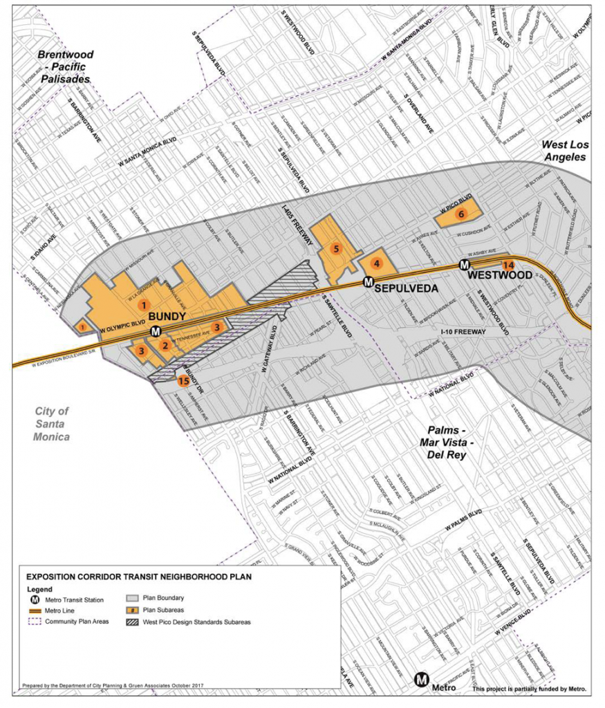 Expo Line Transit Neighborhood Plan – Send a Letter of Support