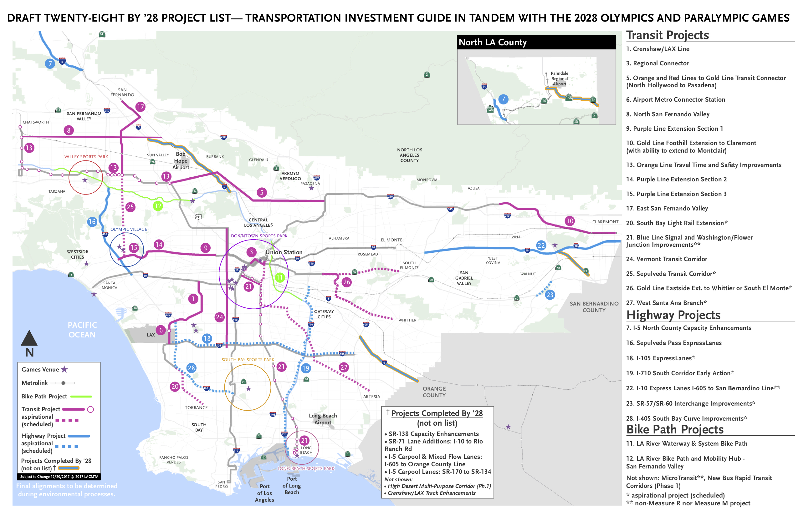 Metro's 28 by 2028 Initiative