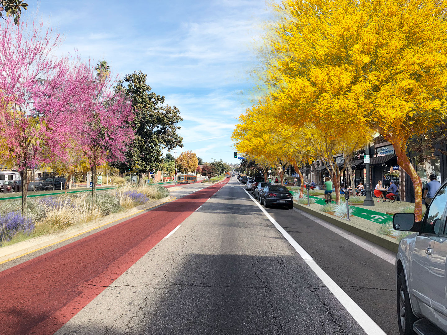 Eagle Rock's Beautiful Boulevard Proposal and Next Steps